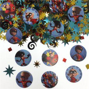 Incredibles 2 Confetti