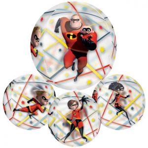 Incredibles 2 Orbz Balloon 16in