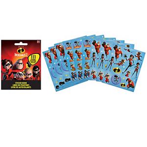 Incredibles 2 Sticker Book
