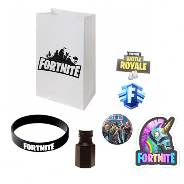 Fortnite Party Favor Bag
