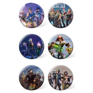 Fortnite Pin Badges