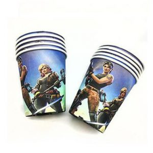 Fortnite Paper Cups