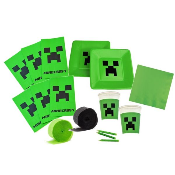 Minecraft Basic Party Pack