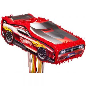 Hot Wheels 3D Pinata