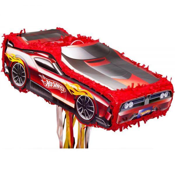 Hot Wheels 3D Pinata