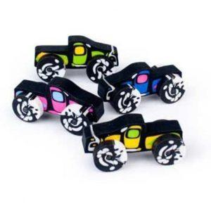 Monster Jam Truck Erasers