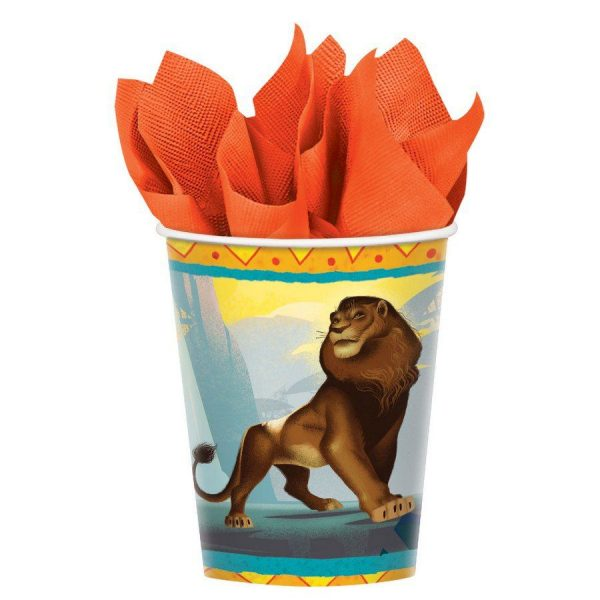 Lion King Paper Cups