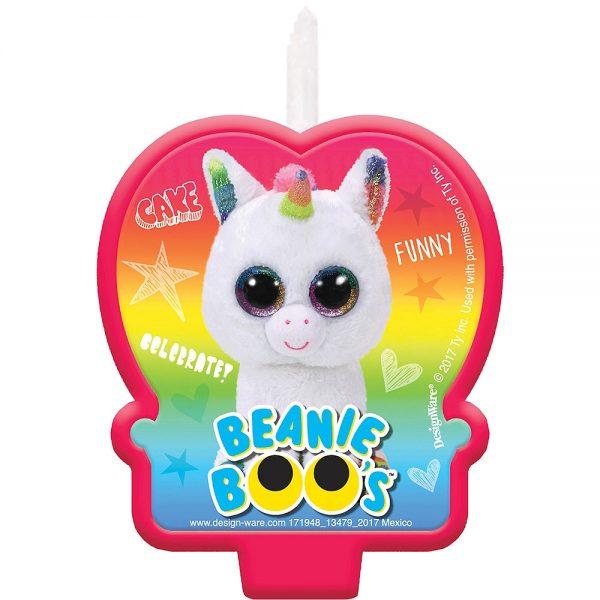 Beanie Boo's Candle