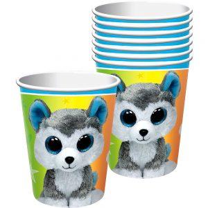 Beanie Boo's Paper Cups