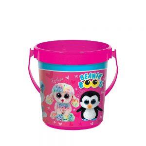 Beanie Boo's Plastis Favor Container