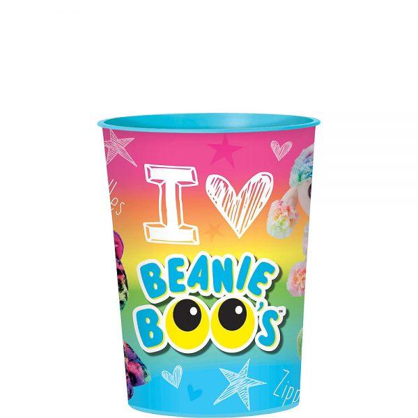 Beanie Boo's Plastic 16oz Cup