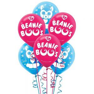Beanie Boo's Balloons