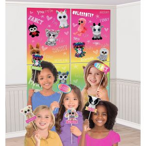 Beanie Boo's Scene Setter with Photo Props