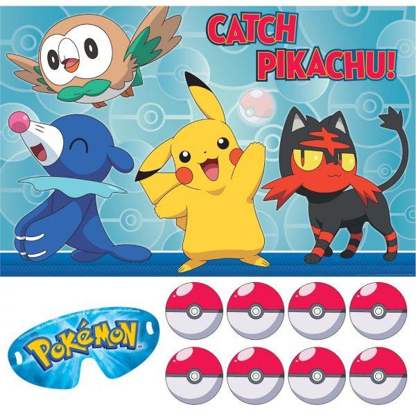 Pokemon Party Game
