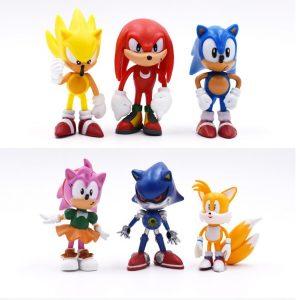 Sonic Figurines