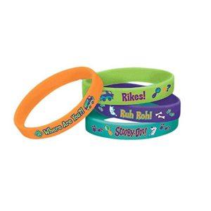 Scooby Doo Bracelet Favor