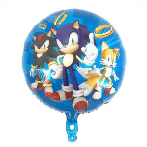 Sonic the Hedgehog 18in Balloon