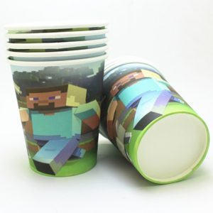 Minecraft Party Cup