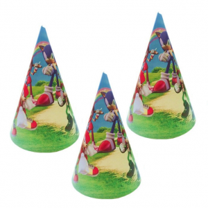 Sonic the Hedgehog Party Hats