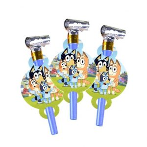 Bluey Party Blowouts