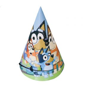 Bluey Party Hat