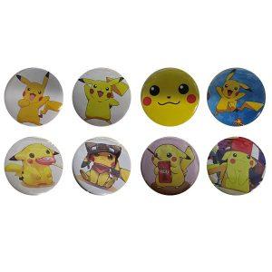 Pokemon Core Badges