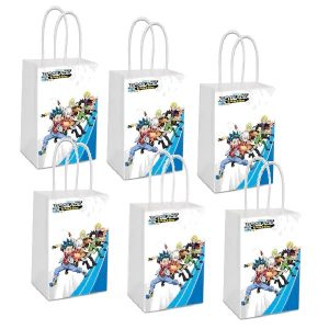Beyblade Party Bags